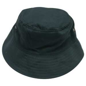 Melville Intermediate Brushed Cotton Bucket Hat