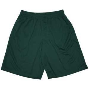 Melville Intermediate School PE Adults Shorts Forest